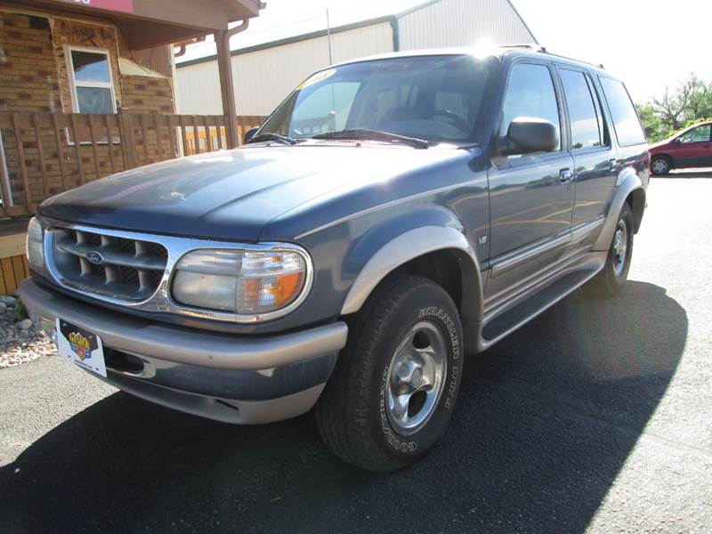 used 1998 ford explorer in falcon co at gesick motor co
