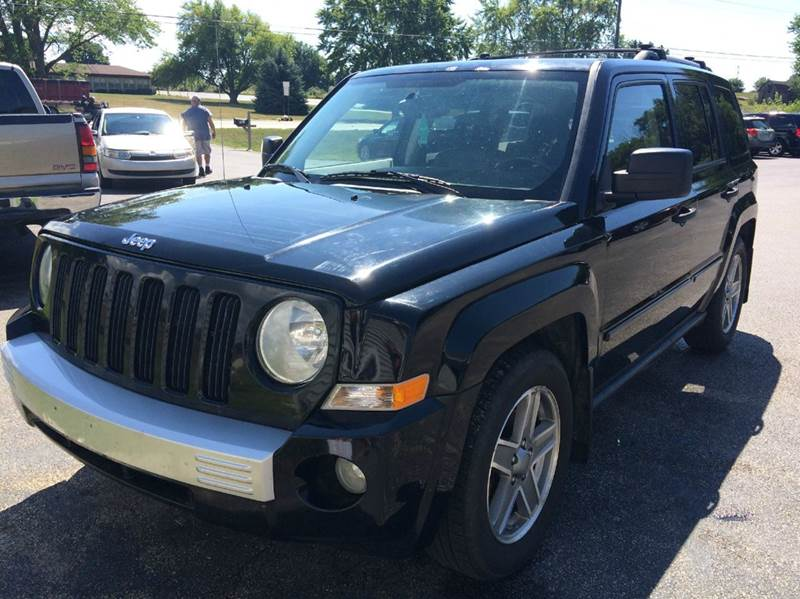 2007 Jeep Patriot 4x4 Limited 4dr Suv In Scottville Mi Deals On