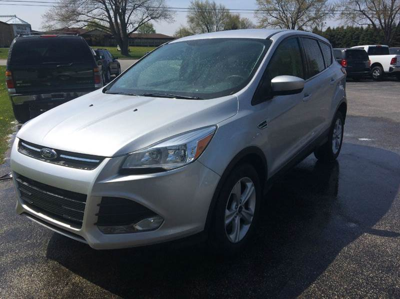 2014 Ford Escape AWD SE 4dr SUV In Scottville MI  Deals on Wheels