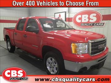 2010 gmc sierra 1500 for sale north carolina for Begnal motors used cars