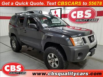 2012 Nissan Xterra for sale in Durham, NC