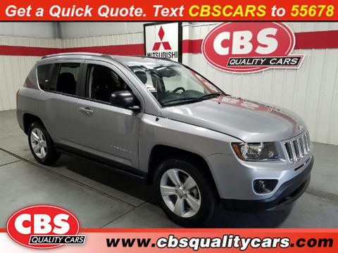 2017 Jeep Compass for sale in Durham, NC