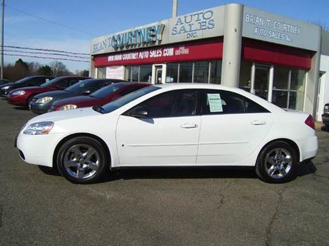 2009 Pontiac G6 for sale in Alliance, OH
