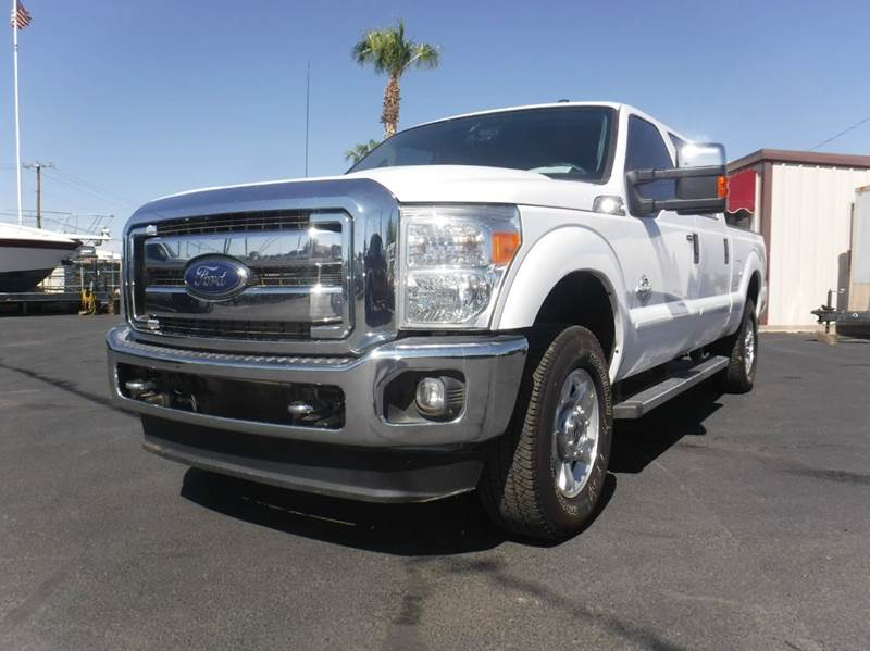 2014 Ford F-250 Super Duty XLT 4x4 4dr Crew Cab 6.8 ft. SB Pickup - Las Cruces NM