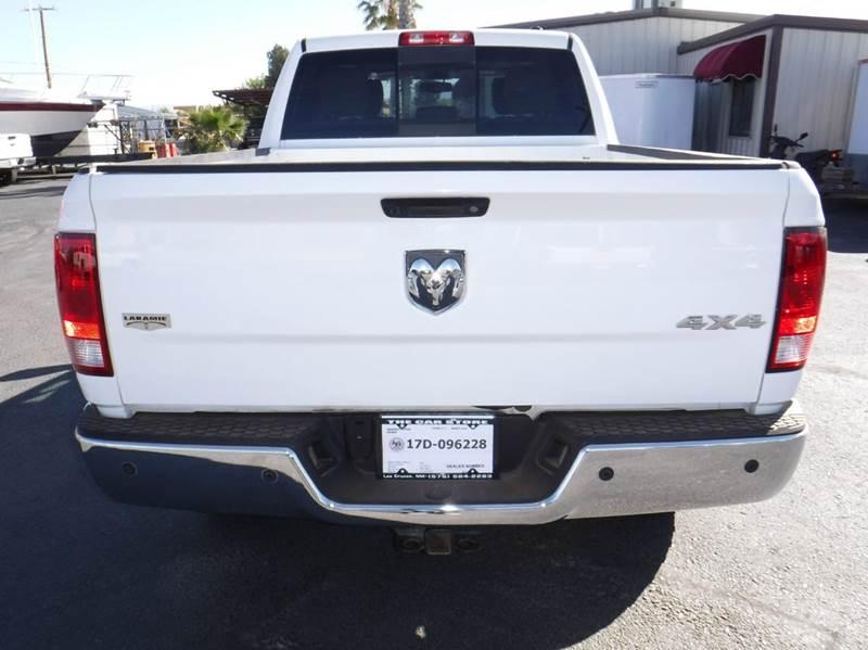 2011 RAM Ram Pickup 2500 4x4 Laramie 4dr Crew Cab 6.3 ft. SB Pickup - Las Cruces NM