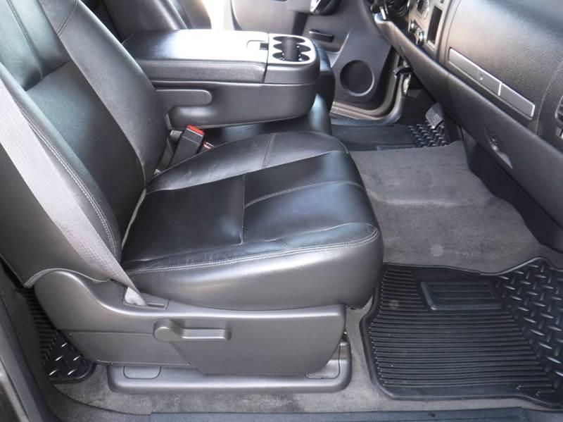 2012 Chevrolet Silverado 2500HD 4x4 LT 4dr Crew Cab SB - Las Cruces NM