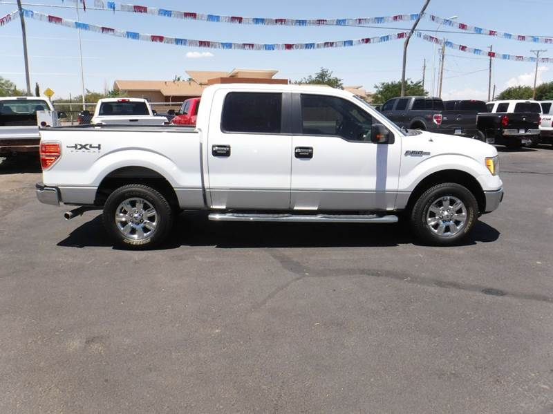 2013 Ford F-150 XLT 4x4 4dr SuperCrew Styleside 5.5 ft. SB - Las Cruces NM