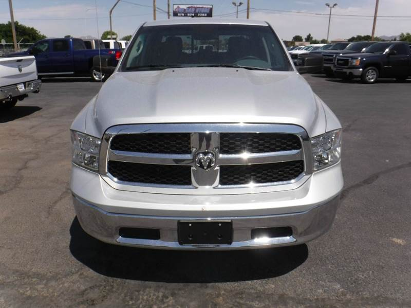 2015 RAM Ram Pickup 1500 4x4 SLT 4dr Crew Cab 5.5 ft. SB Pickup - Las Cruces NM
