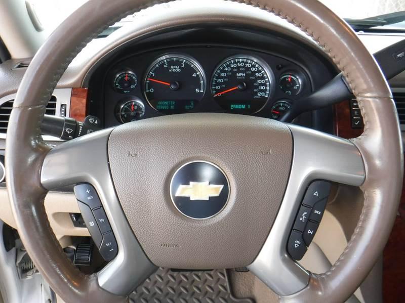 2011 Chevrolet Silverado 2500HD 4x4 LTZ 4dr Crew Cab SB - Las Cruces NM