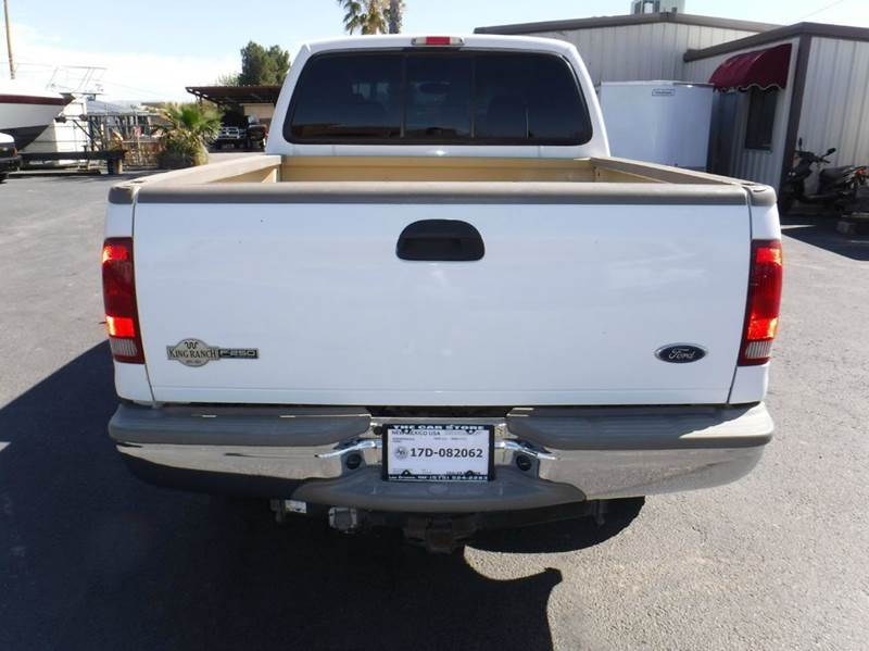 2005 Ford F-250 Super Duty 4dr Crew Cab Lariat 4WD SB - Las Cruces NM
