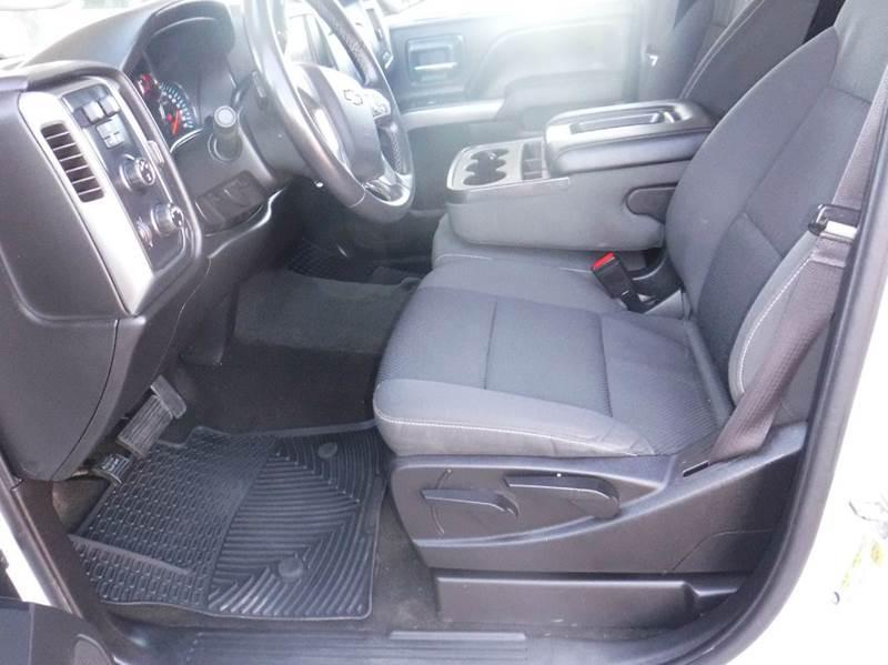 2015 Chevrolet Silverado 2500HD 4x4 LT 4dr Crew Cab SB - Las Cruces NM