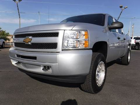 2013 Chevrolet Silverado 1500 for sale in Las Cruces, NM