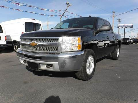 2012 Chevrolet Silverado 1500 for sale in Las Cruces, NM