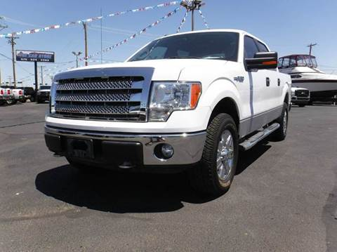 2013 Ford F-150 for sale in Las Cruces, NM