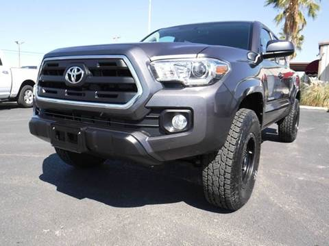 2016 Toyota Tacoma for sale in Las Cruces, NM