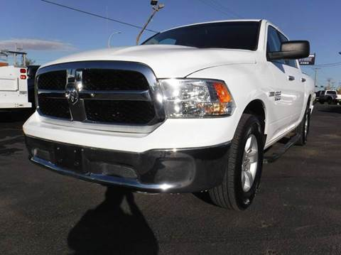 2015 RAM Ram Pickup 1500 for sale in Las Cruces, NM