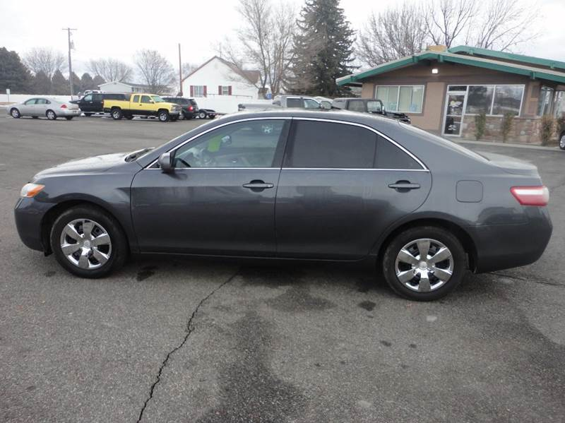 2009 Toyota Camry Le 4dr Sedan 5a In Preston Id Preston Hometown Auto