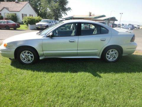 2004 Pontiac Grand Am for sale in Preston, ID