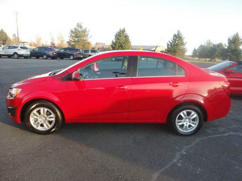2013 Chevrolet Sonic for sale in Preston, ID