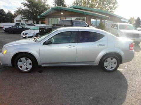 2008 Dodge Avenger for sale in Preston, ID