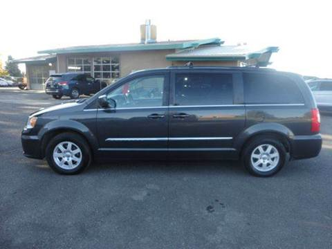2011 Chrysler Town and Country for sale in Preston, ID