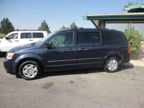 2008 Dodge Grand Caravan for sale in Preston, ID