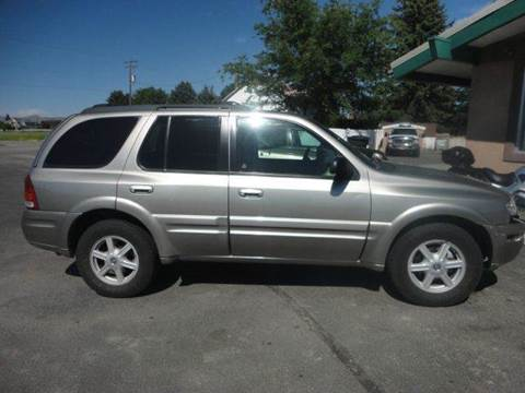2003 Oldsmobile Bravada for sale in Preston, ID