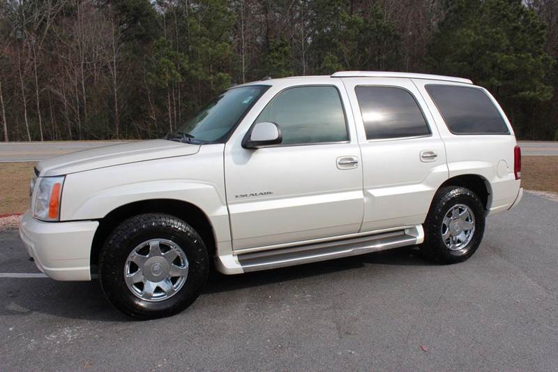 2005 Cadillac Escalade AWD 4dr SUV In Raleigh NC ...