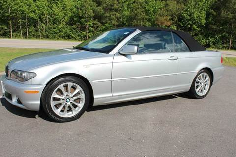2006 Bmw 3 Series For Sale Raleigh Nc