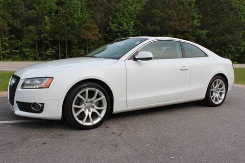 2012 Audi A5 for sale in Raleigh, NC