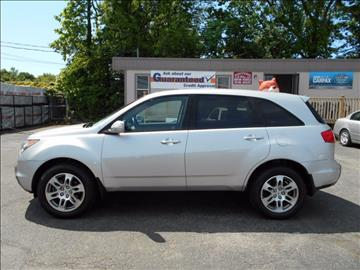 2009 Acura MDX for sale in Bay Shore, NY