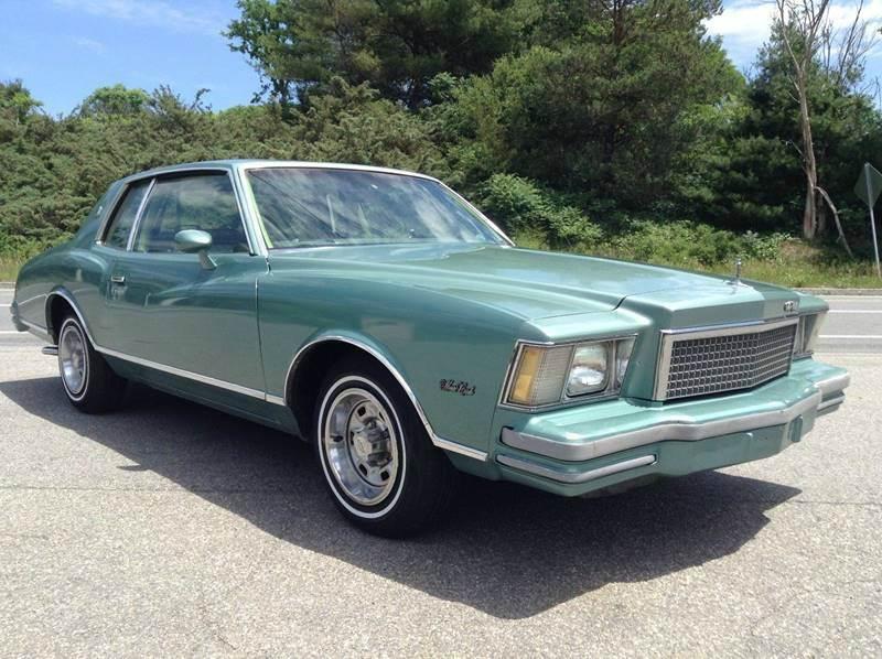 1972 Chevrolet Monte Carlo Classics for Sale  Classics on