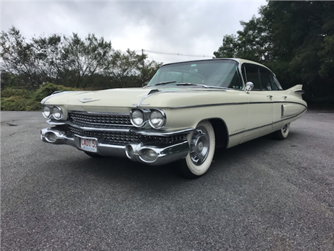 1959 Cadillac Fleetwood For Sale In Fort Lauderdale Fl