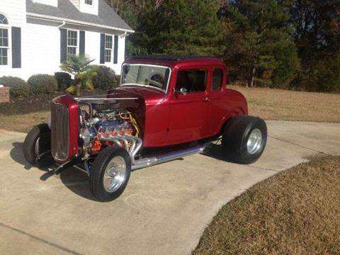 1932 Ford Coupe for sale in Westford, MA