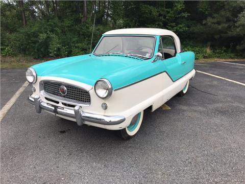 1961 Nash Metropolitan for sale in Westford, MA