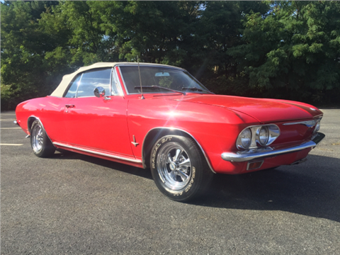 1965 Chevrolet Corvair for sale in Westford, MA