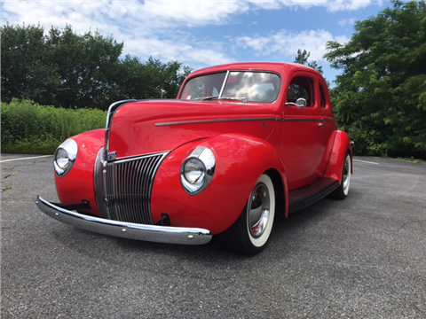 1940 Ford Deluxe for sale in Westford, MA