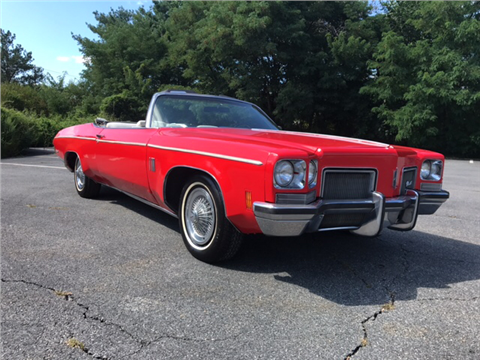 1972 Oldsmobile Delta Eighty-Eight for sale in Westford, MA