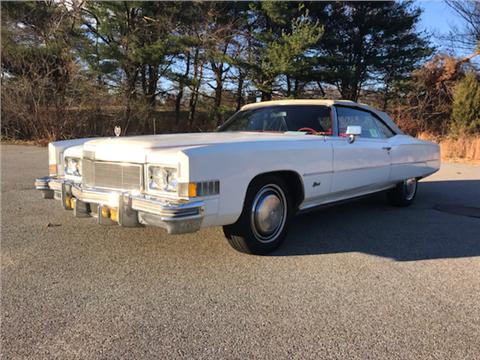 Cadillac Eldorado For Sale In Massachusetts Carsforsale Com