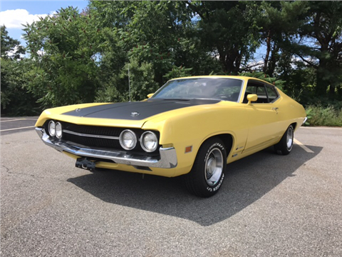 1970 Ford Torino for sale in Westford, MA