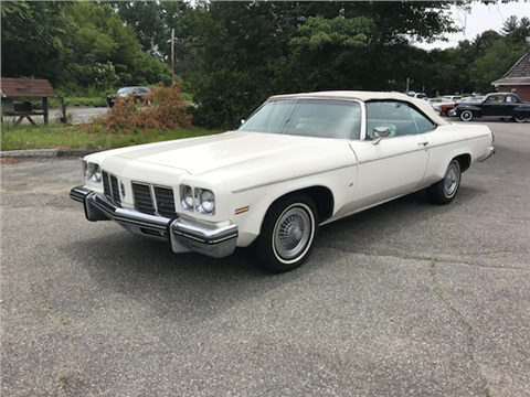 1975 Oldsmobile Delta Eighty-Eight Royale for sale in Westford, MA