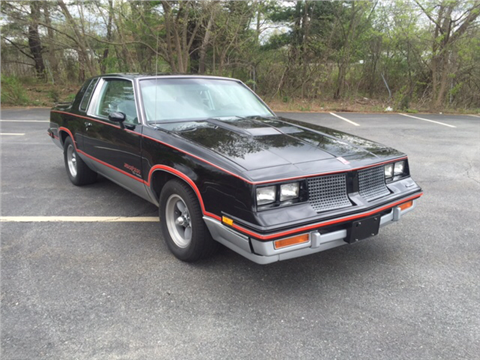 1983 Oldsmobile Cutlass for sale in Westford, MA