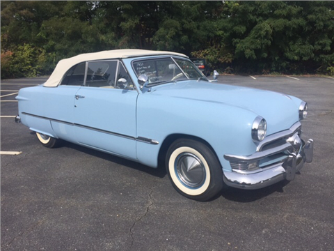 1950 Ford Deluxe for sale in Westford, MA