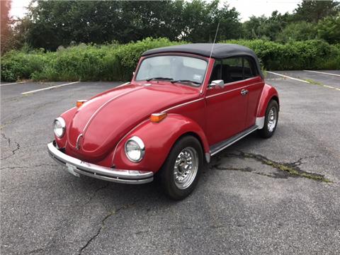 1971 Volkswagen Beetle Convertible for sale in Westford, MA