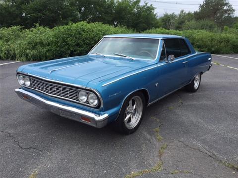 1964 Chevrolet Malibu For Sale In Westford MA