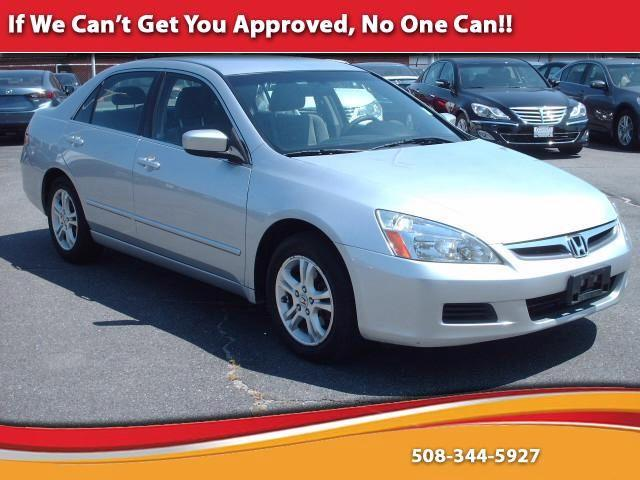 2007 Honda Accord for sale in Worcester MA