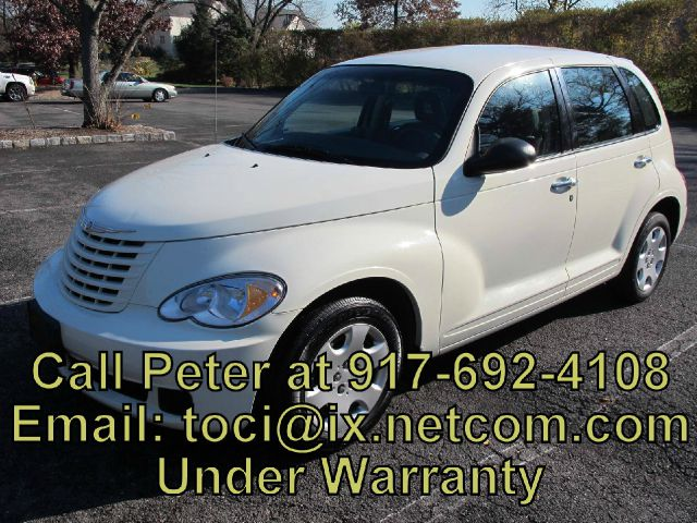 2008 CHRYSLER PT Cruiser Base 4dr Wagon 42000 miles VIN 3A8FY48B88T129370