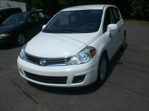 2012 Nissan Versa for sale in Old Forge, PA