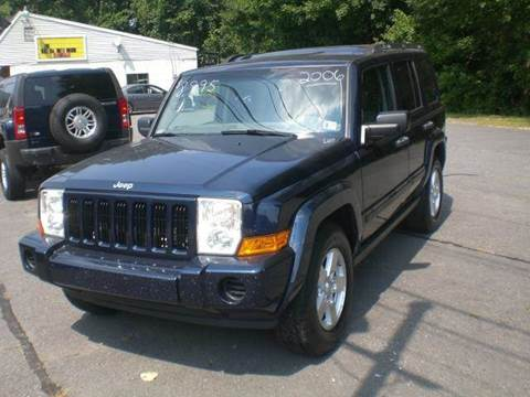 2006 Jeep Commander for sale in Old Forge, PA