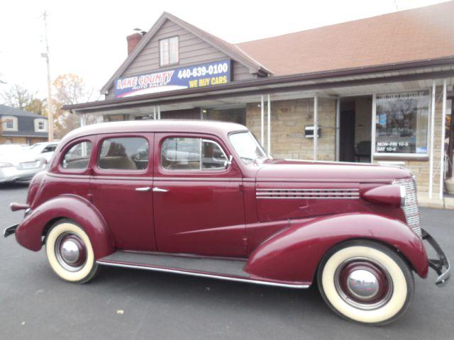1938 Chevrolet 210